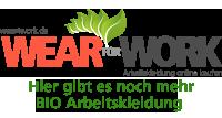 Bio Arbeitskleidung bei wear4work.de