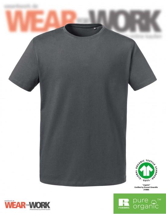 Organic Heavy T-Shirt grau