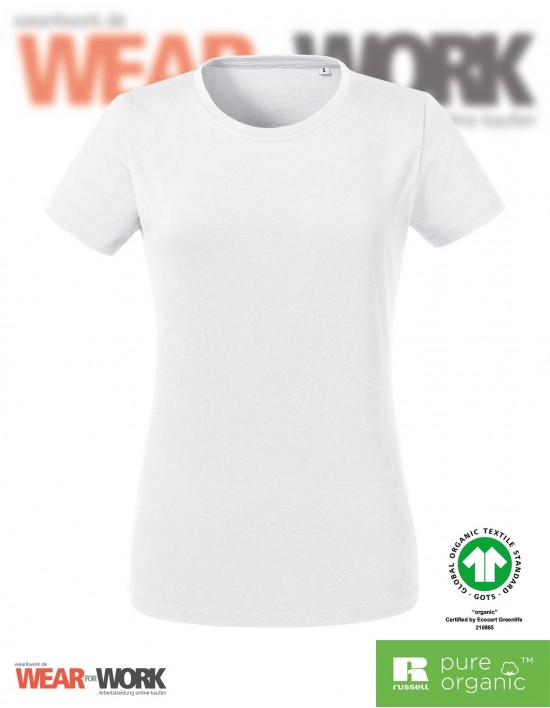 Organic Heavy T-Shirt Damen