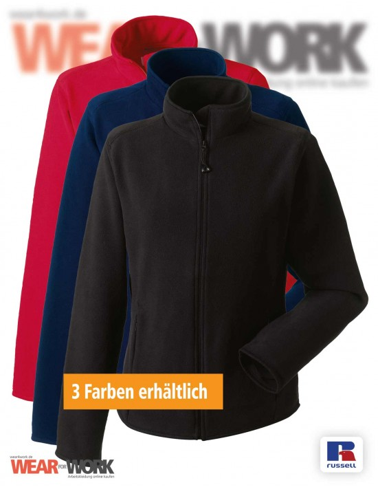 Microfleece Pullover R-881M