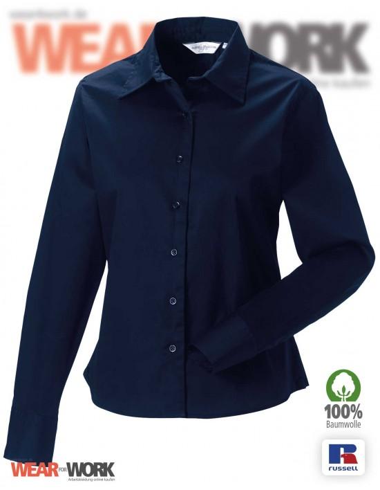 Workwear Bluse R-916F marine