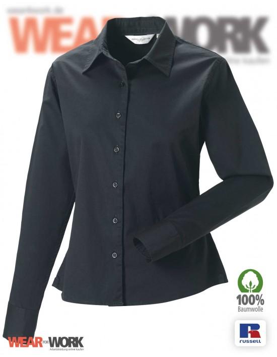Workwear Bluse R-916F zink