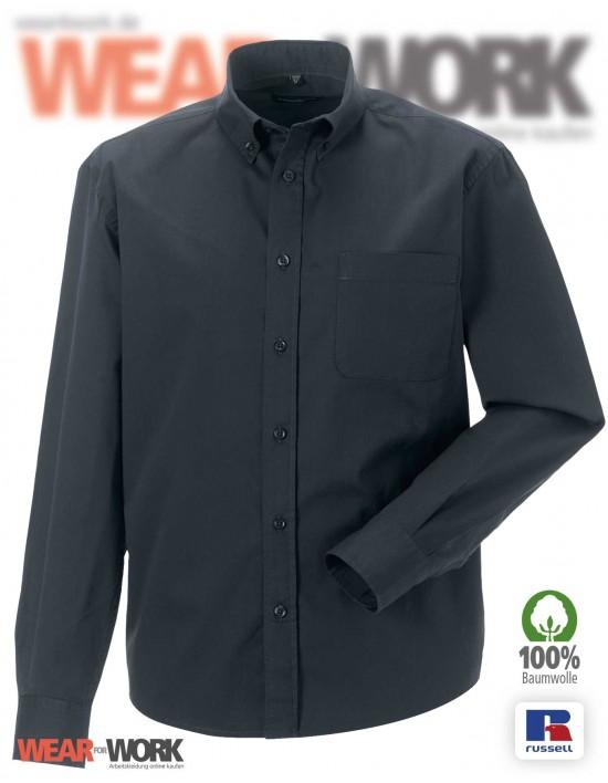 Workwear Hemd R-916M zink