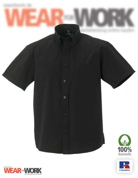 Workwear Hemd R-917M schwarz