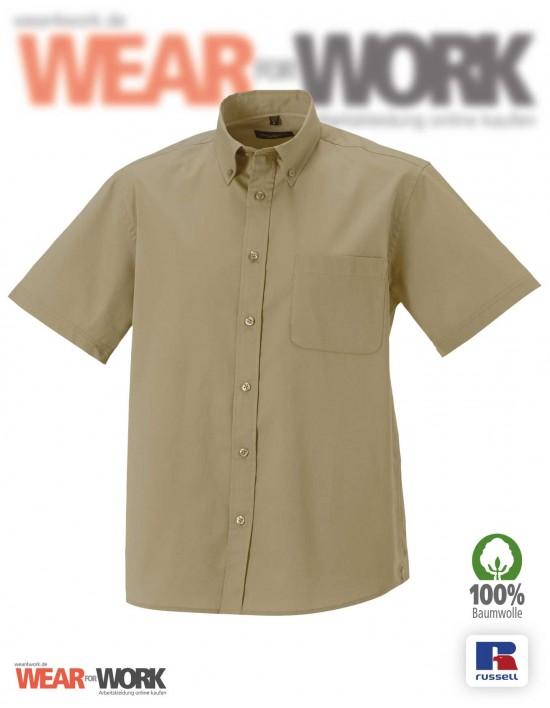 Workwear Hemd R-917M khaki