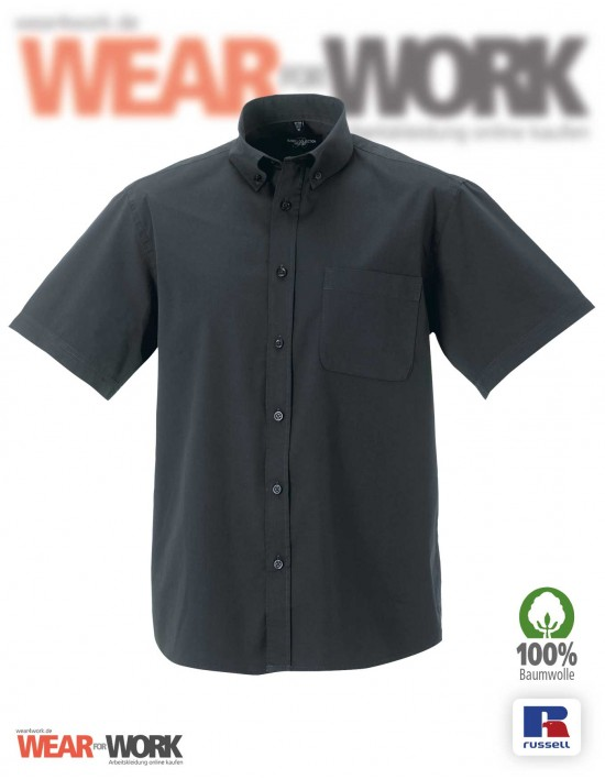 Workwear Hemd R-917M zink