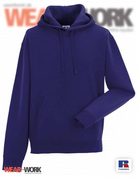 Workwear Hoodie lila