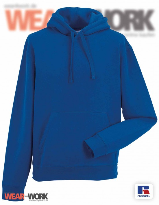 Workwear Hoodie blau