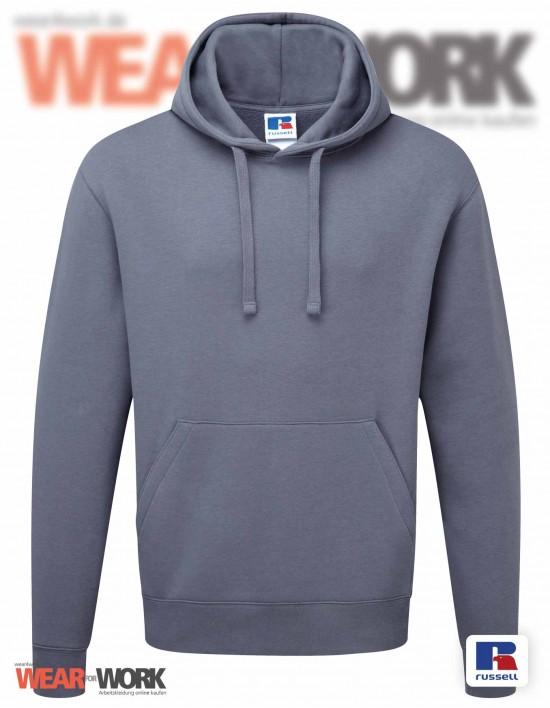 Workwear Hoodie grau