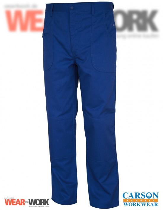 Arbeitshose blau CVC709H bei wear4work.de