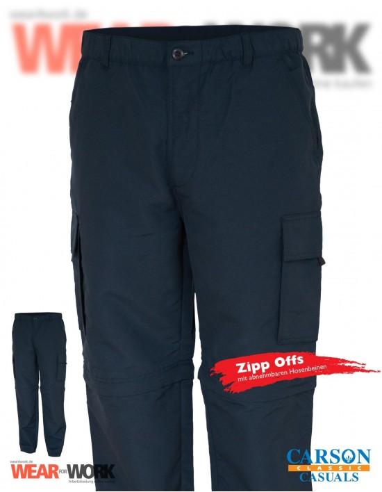 Zipp-Offs marine CZ1 navy