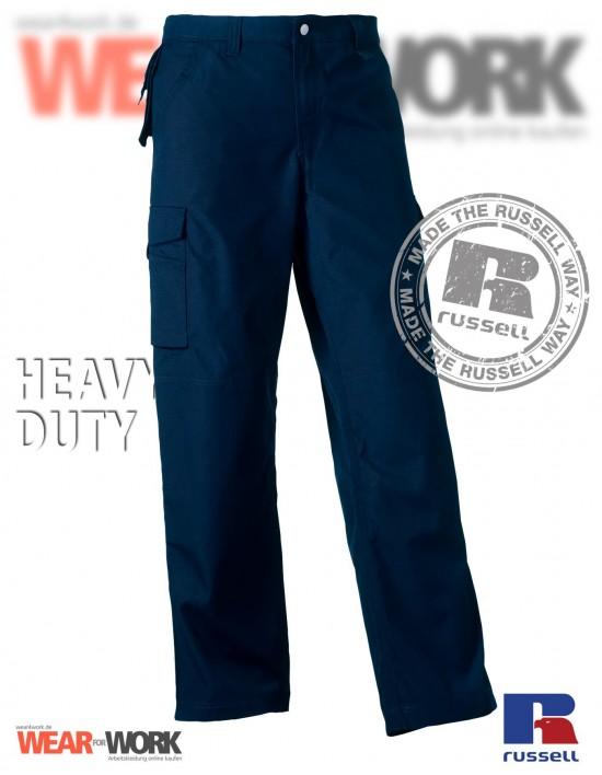 Arbeitshose marine Heavy R-015