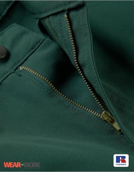 Arbeitshose grün Heavy R-015