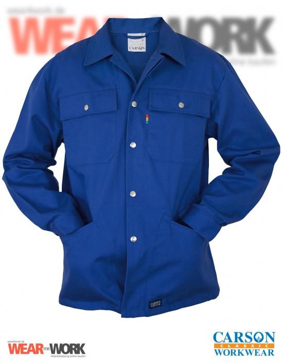 Arbeitsjacke blau CVC 710