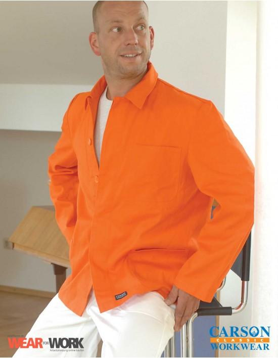 Arbeitsjacke orange KTH709J