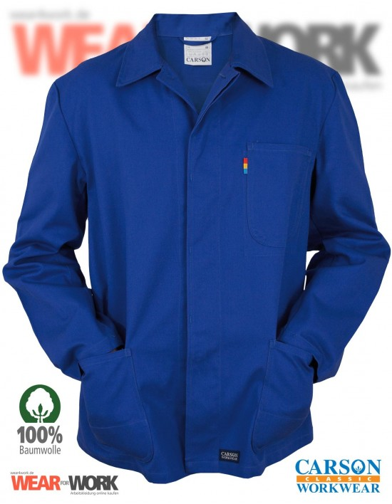 Arbeitsjacke blau KTH709J