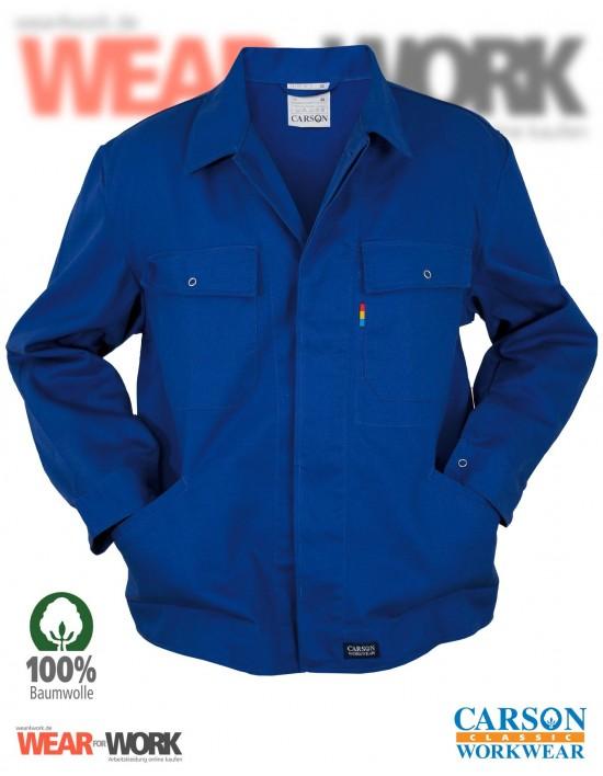 Arbeitsjacke blau KTH728