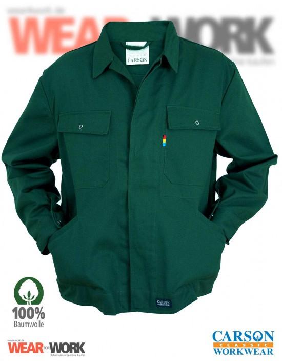 Arbeitsjacke grün KTH728