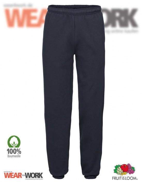 Jogginghose Premium schwarz