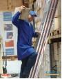 Arbeitsmantel blau KTH741 royal