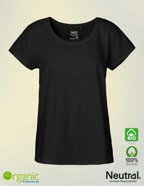 Lockeres Neutral T-Shirt