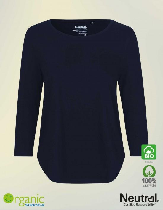 Damen 3/4 Arm T-Shirt