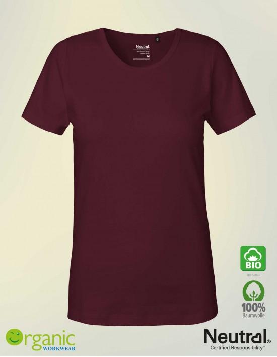 Damen Interlock T-Shirt