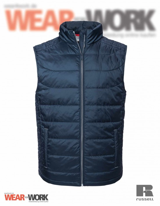 Russell NANO Bodywarmer R-441M french navy