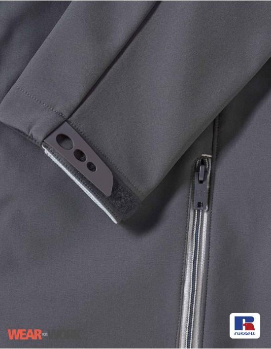 Bionic Softshell grau R-410