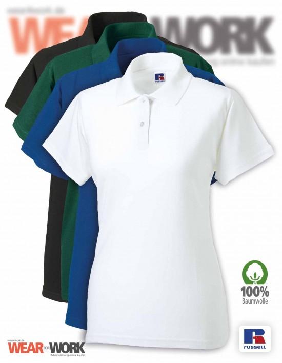 Polo-Shirt R-569F Damen