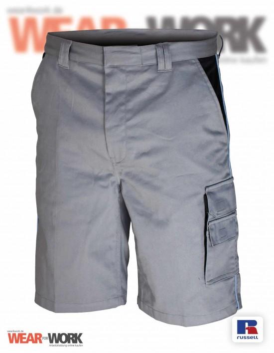 Shorts grau/schwarz CC709S