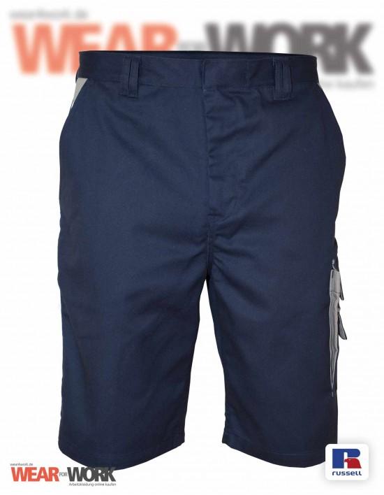 Shorts marine/grau CC709S