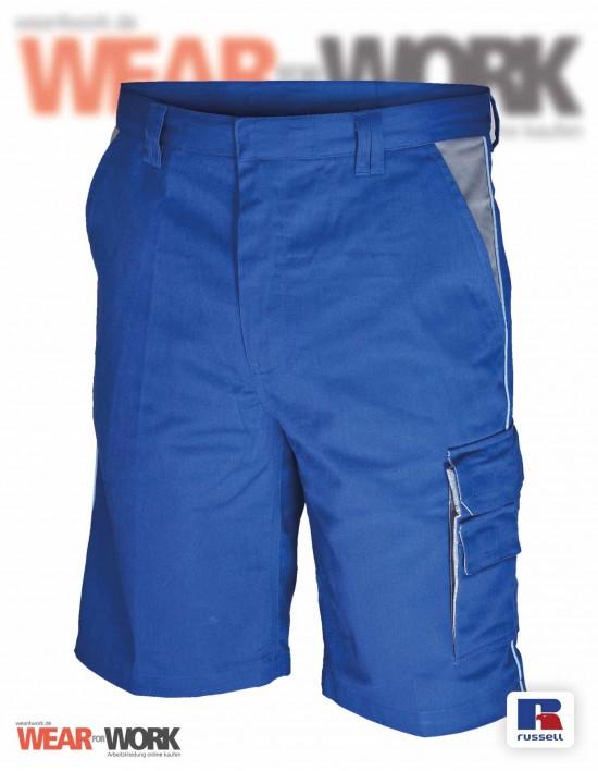 Shorts blau/grau CC709S