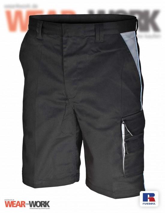 Shorts schwarz/grau CC709S