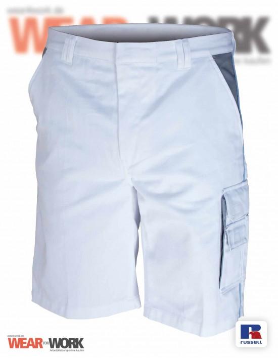 Shorts weiss/grau CC709S