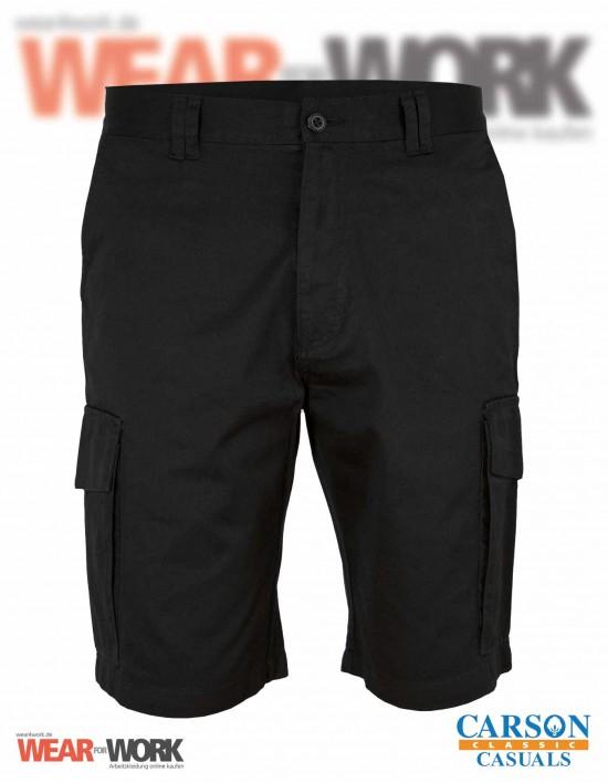 Cargo Shorts KTHKS schwarz