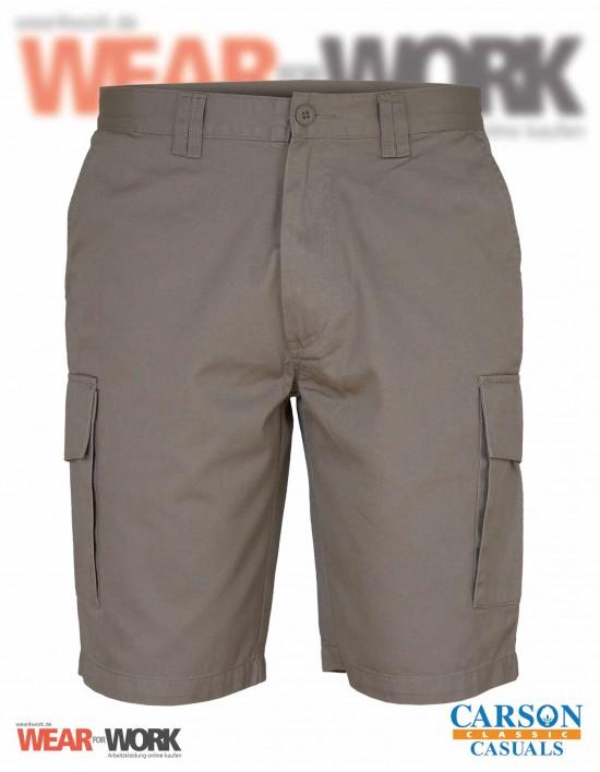 Cargo Shorts KTHKS khaki bei wear4work.de