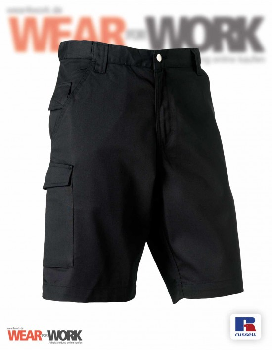Shorts schwarz R-002M black