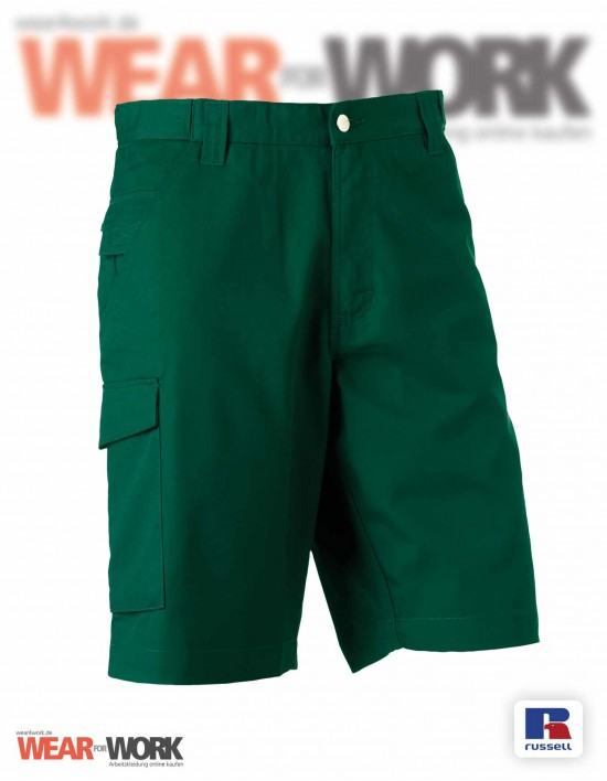 Shorts grün R-002M bottle green