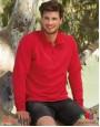 Classic Zip-Neck Sweatshirt