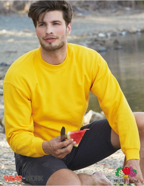 Classic Set-In Sweatshirt