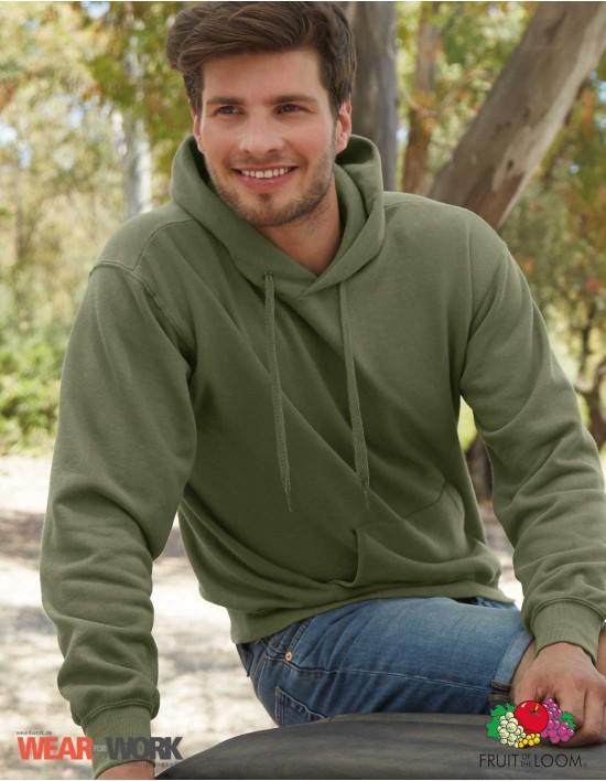 Classic Hoodie Sweatshirt