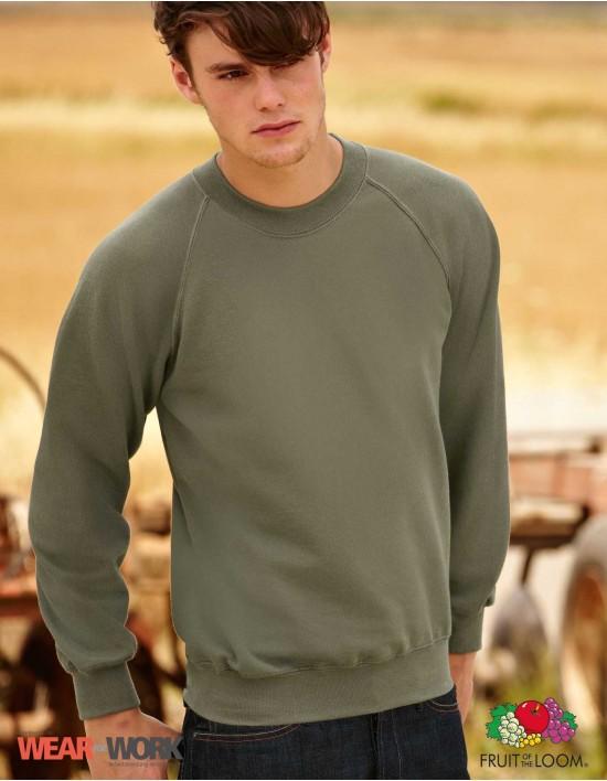 Classic Raglan Sweatshirt