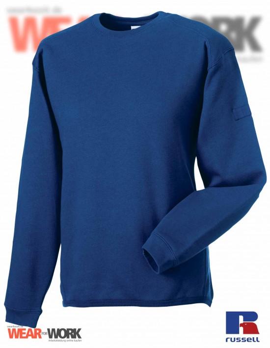 Russell Sweatshirt bright royal R-013M.BH