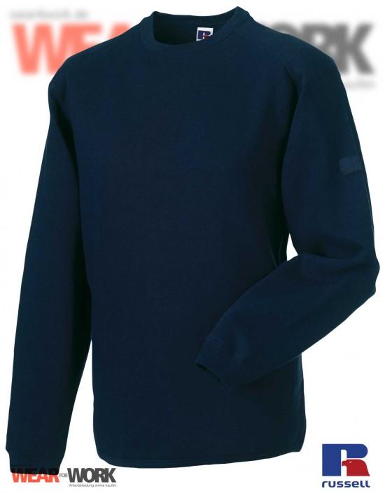 Workwear Sweatshirt marine R-013M