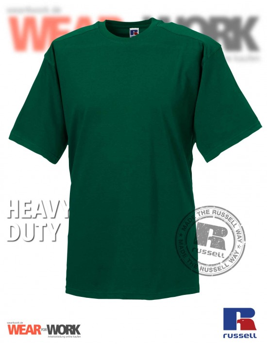 Workwear T-Shirt grün R-010M