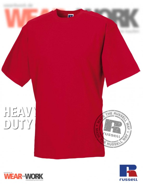 Workwear T-Shirt rot R-010M