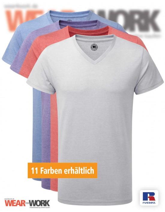V-Neck HD T-Shirts R-166M