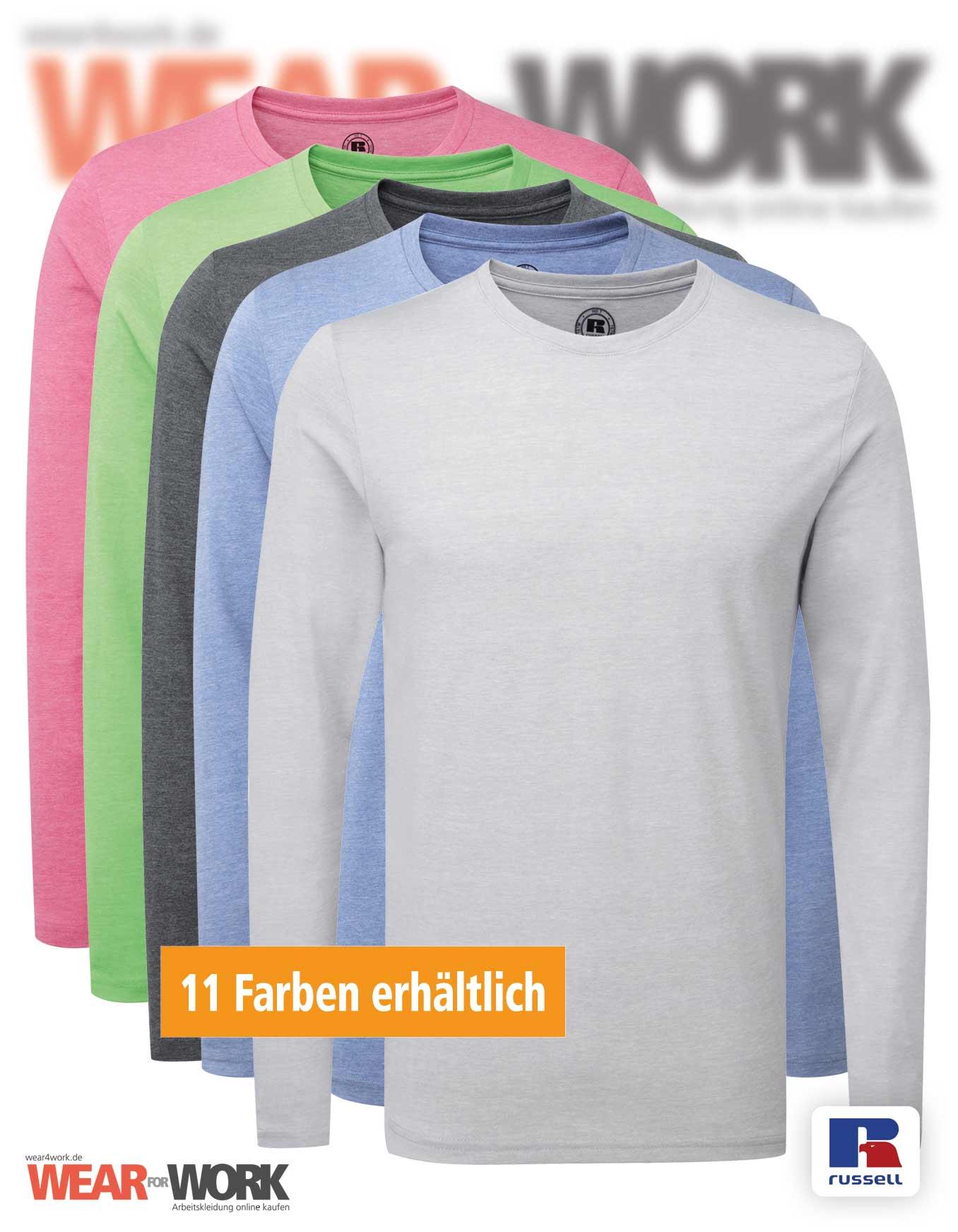 eea4cd9b74c7c8 HD T-Shirts Herren langarm R-167M