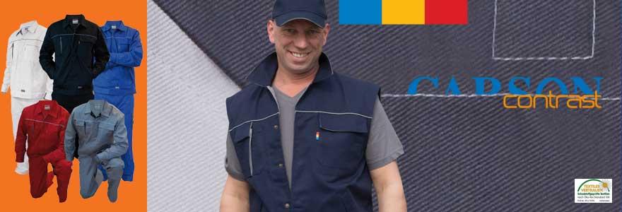 Carson Contrast Workwear | Arbeitskleidung